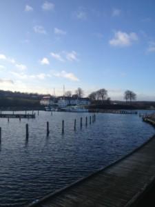Brejning havn