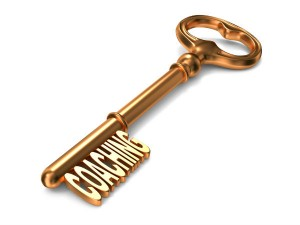 Coaching - nøglen til succes
