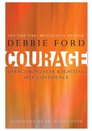 Anmeldelse af Debbie Fords nye bog Mod – få kontakt med din indre kriger