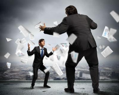 Hvad gør man når chefen har stress ?