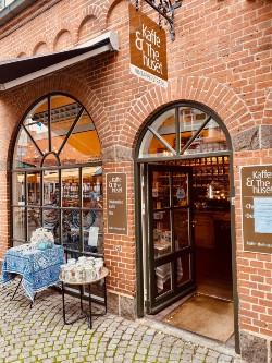 Kaffe og thehuset i vintapperstræde