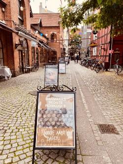 Kaffe o thehuset Romkugler Nørre Aaby