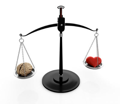 Intuition kan påvirke til gode beslutninger udtaler Daniel Goleman