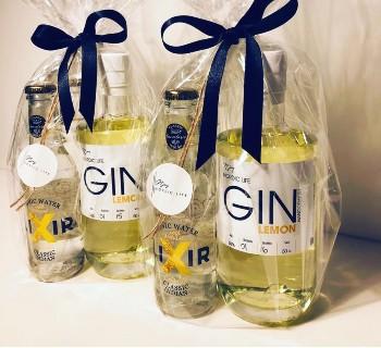 N'joy Nordic Life Gin & tonic