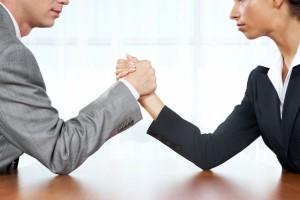 Den svære samtale er ikke en magtkamp