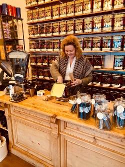 Hjemmeblandet te Kaffe og thehuset