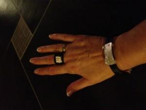 manicure franske negle